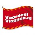 Digitaal geprinte vlaggen